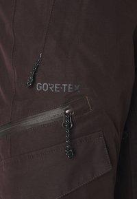 Volcom - ASTON GORE TEX PANT - Schneehose - black red - 6