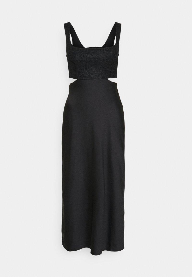 CMEO COLLECTIVE - FORMAT DRESS - Cocktail dress / Party dress - black
