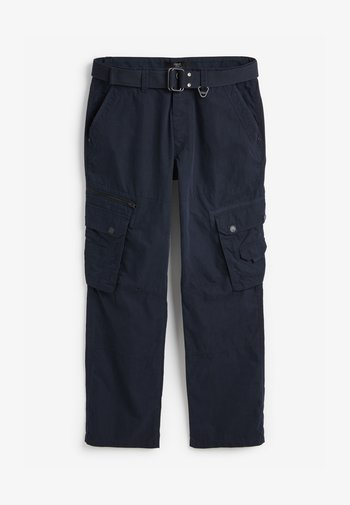Cargo trousers - blue