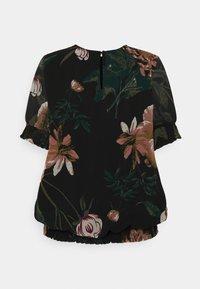 Vero Moda - VMKATNISS SMOCK - Print T-shirt - black - 1