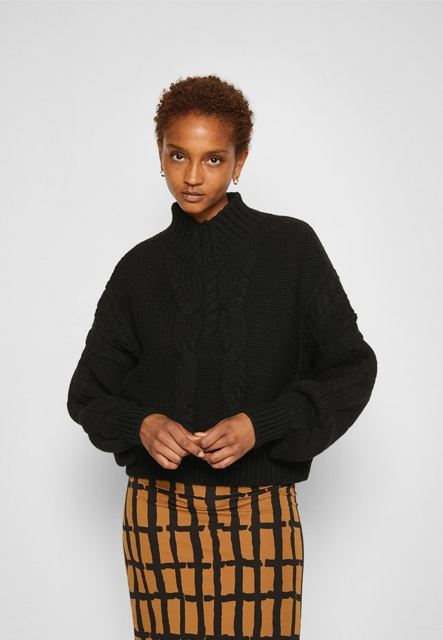 LYME - Pullover - black