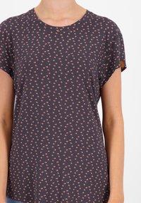 alife & kickin - MIMMY B  - Print T-shirt - charcoal - 3