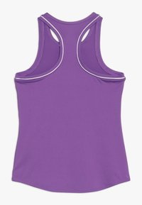 Nike Performance - GIRLS DRY TANK - Funkční triko - purple/white - 1