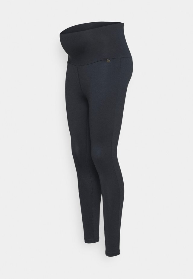 LEGGING TRAVELLER - Legginsy - navy