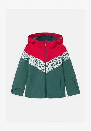 ALJA - Snowboardová bunda - spruce green