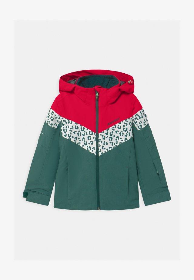 ALJA - Snowboard jacket - spruce green