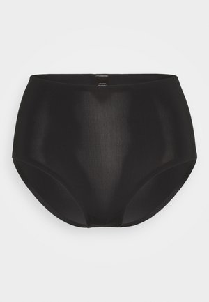 EDITH HIGH WAIST - Briefs - black dark