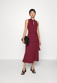 Expresso - HASSE - Jersey dress - berry - 1