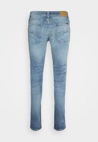 Nudie Jeans - TIGHT TERRY - Jeans Skinny Fit - mended ink - 7