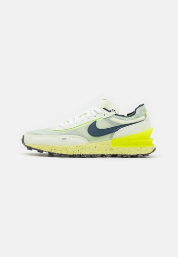 WAFFLE ONE CRATER - Sneakers - lime ice/armory navy/volt/white/black