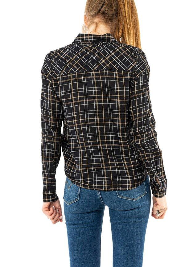 Vero Moda Koszula - noir/czarny AJEO