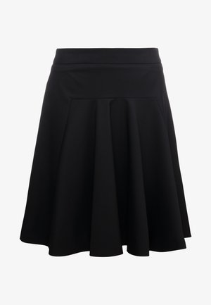 RISELLA - Mini skirt - black