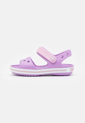 CROCBAND KIDS - Sandals - orchid