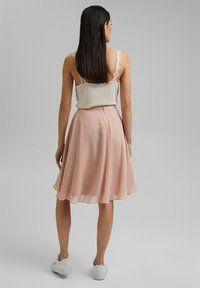 Esprit Collection - A-line skirt - nude - 2