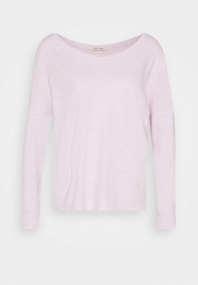 SONOMA - T-shirt à manches longues - baby lilas vintage
