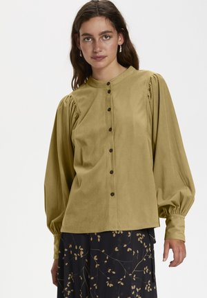 SLILIA - Button-down blouse - lark