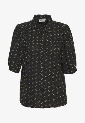 BELINAGZ SHIRT - Skjortebluser - black