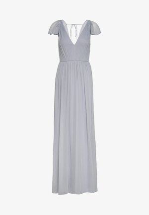 ON MY WAY GOWN - Vestido de fiesta - dusty blue
