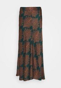 Esqualo - Maxi skirt - print - 0