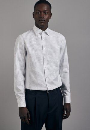 SLIM - Formal shirt - weiss