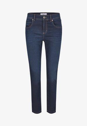 ORNELLA - Slim fit jeans - dunkelblau