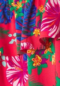 Pour Moi - BARDOT BEACH DRESS - Beach accessory - red - 2
