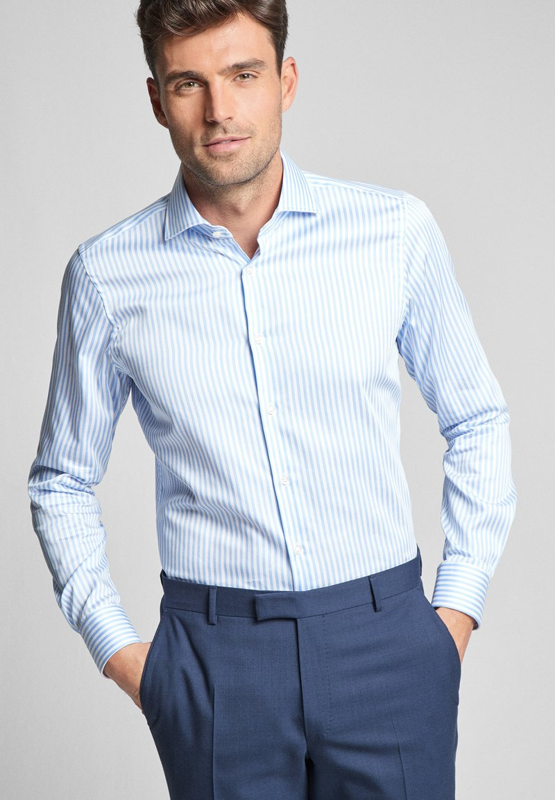 JOOP! - SLIM FIT - Shirt - light blue