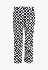 Vans - AUTHENTIC PRINT - Trousers - white - 3