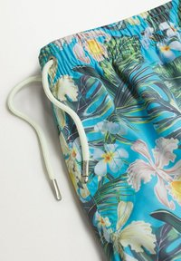 Mango - MIT HAWAII - Swimming shorts - blau - 6