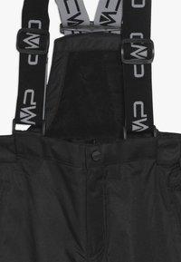 CMP - SALOPETTE UNISEX - Spodnie narciarskie - nero - 4