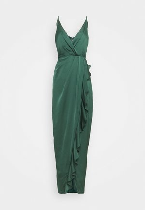 CANDY MAXI - Společenské šaty - jarell green