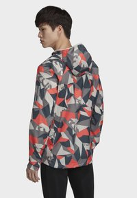 adidas Performance - OWN THE RUN CAMO JACKET - Outdoor jacket - grey - 2