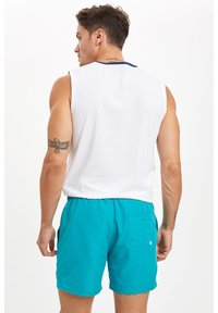 DeFacto - Swimming shorts - turquoise - 1