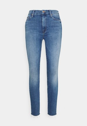 THE LOOKER ANKLE FRAY - Jeans Skinny Fit - blue denim