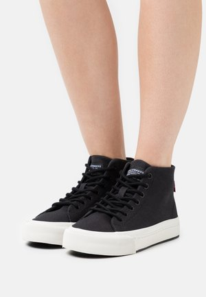 SUMMIT MID - High-top trainers - regular black