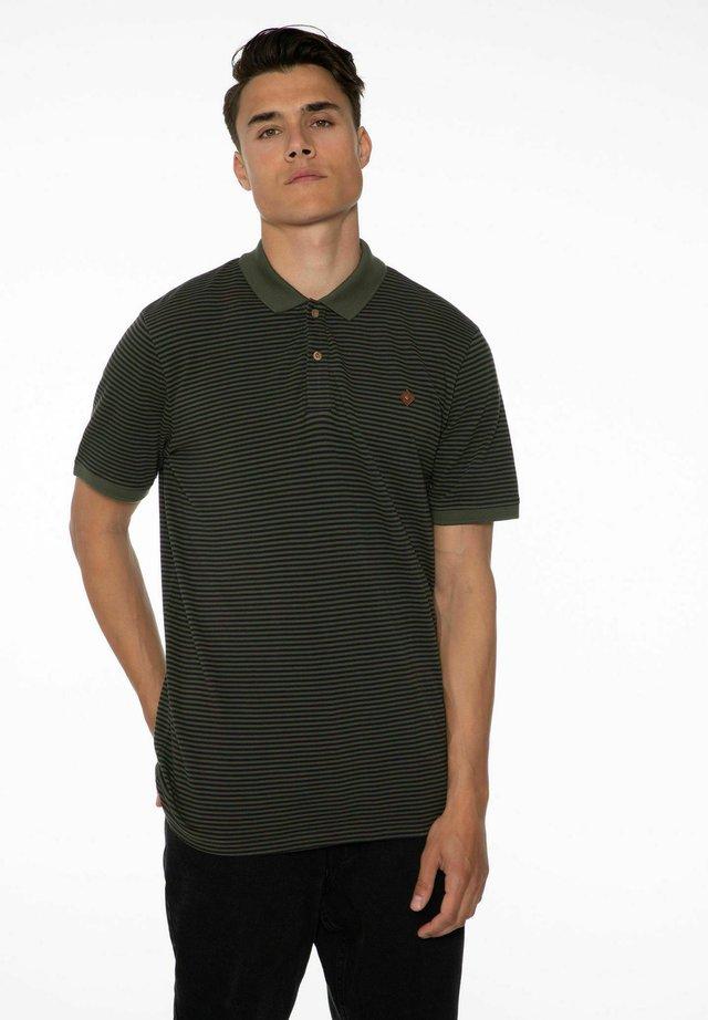 HUSH - Poloshirts - spruce