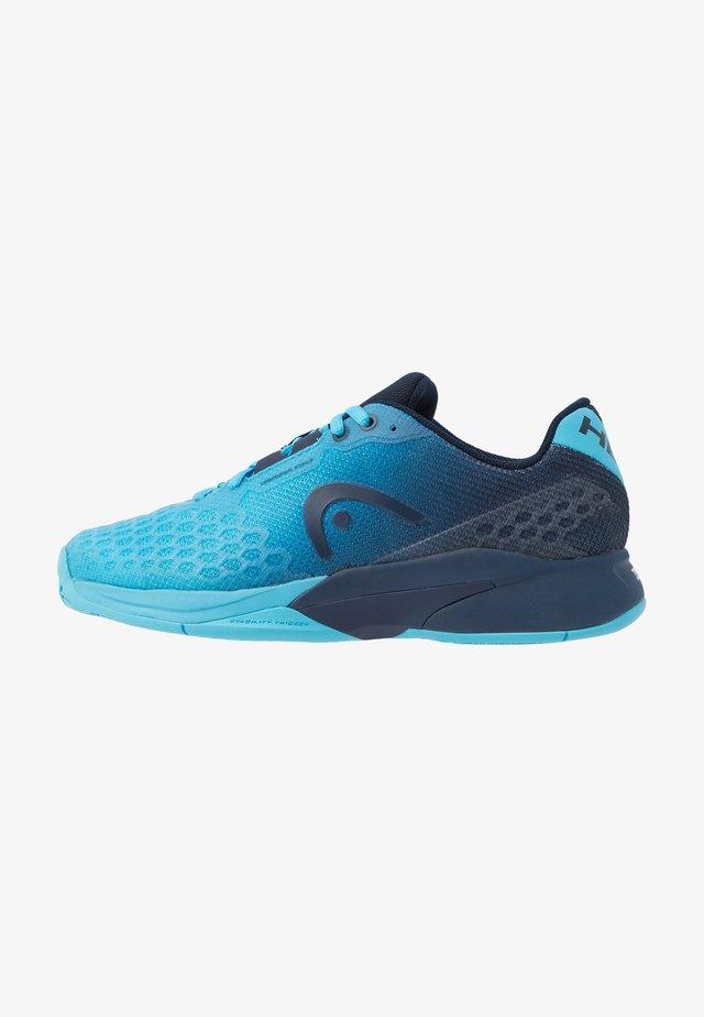 REVOLT PRO 3.0 ALL COURT MEN - Allcourt tennissko - blue