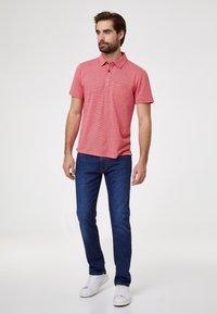 Pierre Cardin - VOYAGE LYON - Slim fit jeans - mid blue - 1