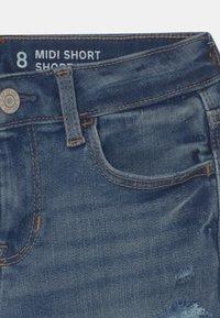 GAP - GIRL MIDI - Jeansshort - blue denim - 2
