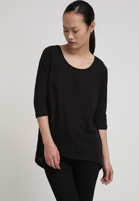 ONLY - ONLCASA - Long sleeved top - black - 0