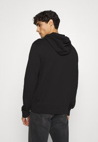 Armani Exchange - Zip-up hoodie - black - 2
