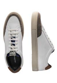 Strellson Premium - MORDEN EVANS - Sneakers laag - white - 3