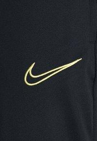 Nike Performance - DRY ACADEMY SUIT SET - Træningssæt - black/saturn gold - 6