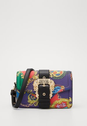 SHOULDER BAG LOGO - Handtasche - multicolor