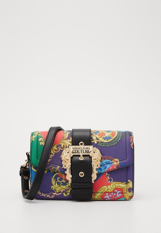SHOULDER BAG LOGO - Handbag - multicolor