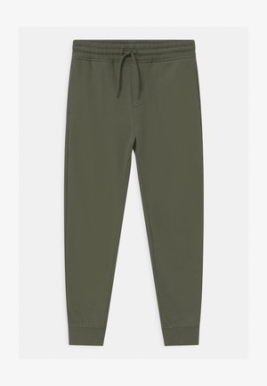 TERRY  - Tracksuit bottoms - grape leaf