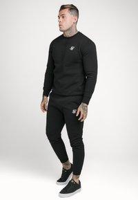 SIKSILK - SIKSILK CREW - Sweatshirt - black - 1