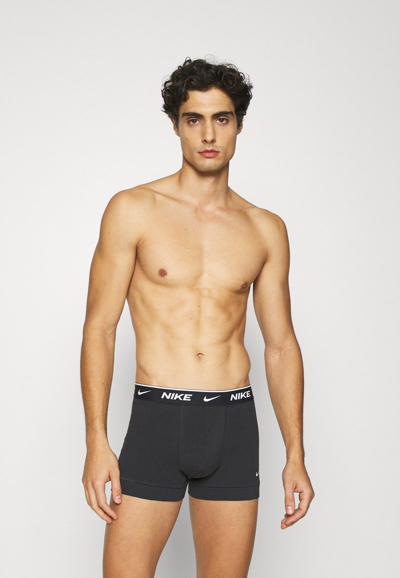 Nike Underwear - DAY STRETCH TRUNK 2 PACK - Pants - black