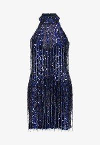 Lace & Beads - NADIA DRESS - Sukienka koktajlowa - navy - 6