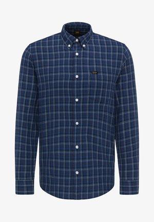 BUTTON DOWN - Shirt - washed blue